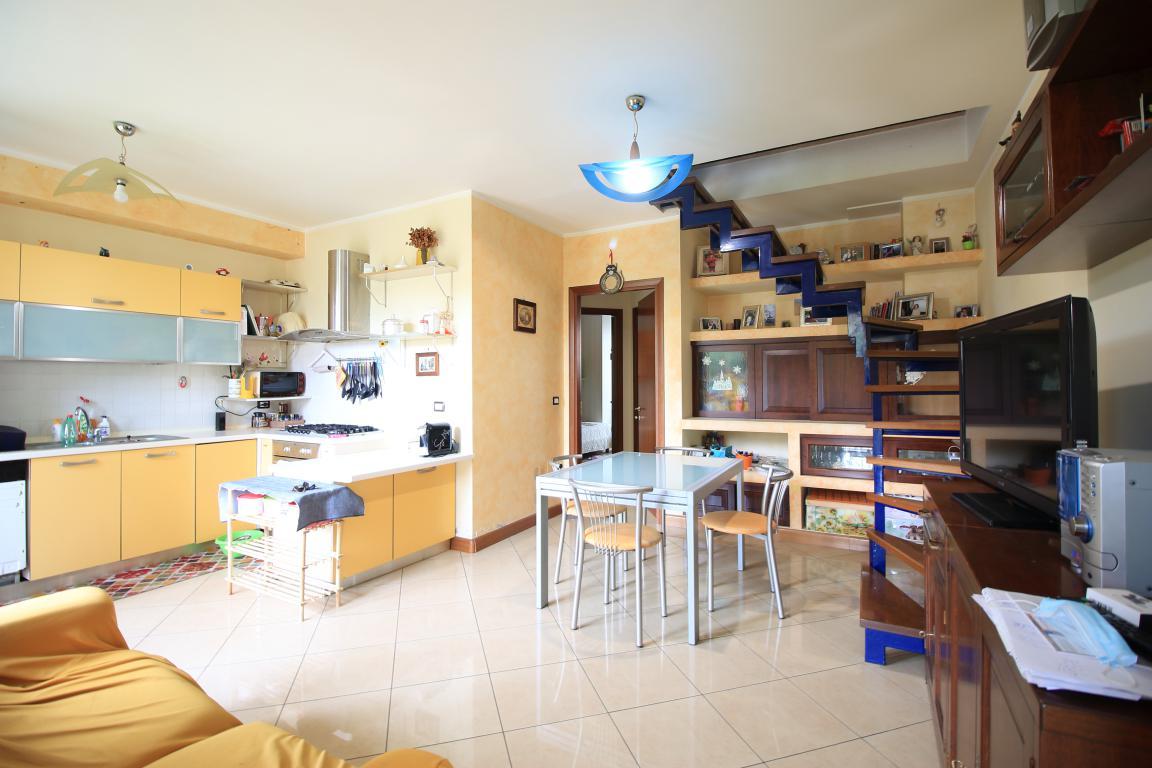 1 - Amelia - Via Roma - Appartamento - Salone