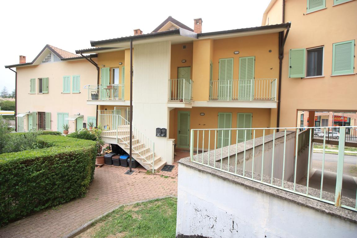 26 - Amelia - Via Roma - Appartamento - Facciata