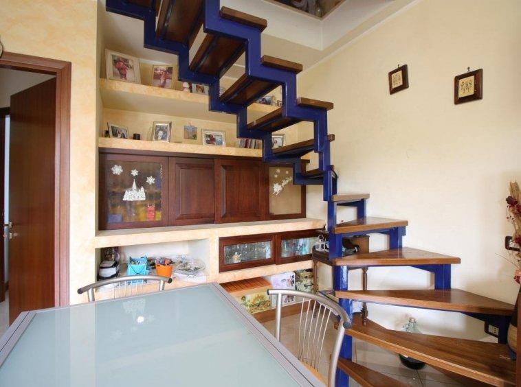 9 - Amelia - Via Roma - Appartamento - Salone Dettaglio