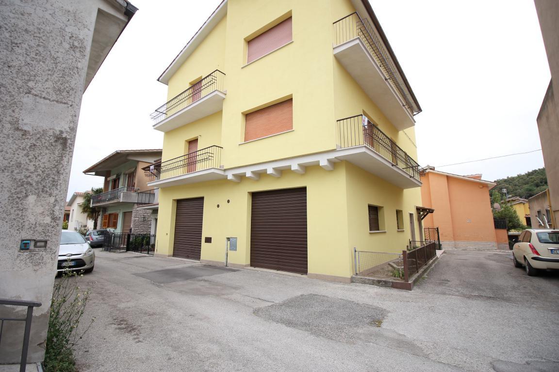 Amelia - San Crispino - Appartamento - Facciata 2