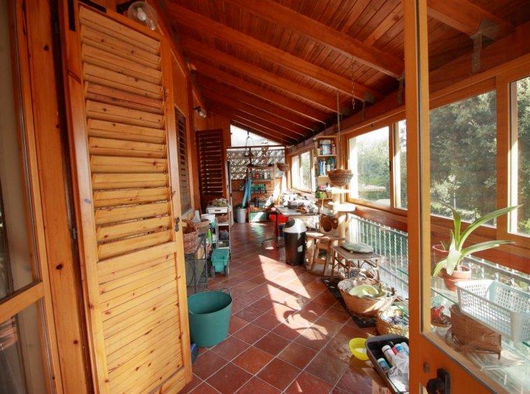 29 - Foce - Villa con giardino - Portico