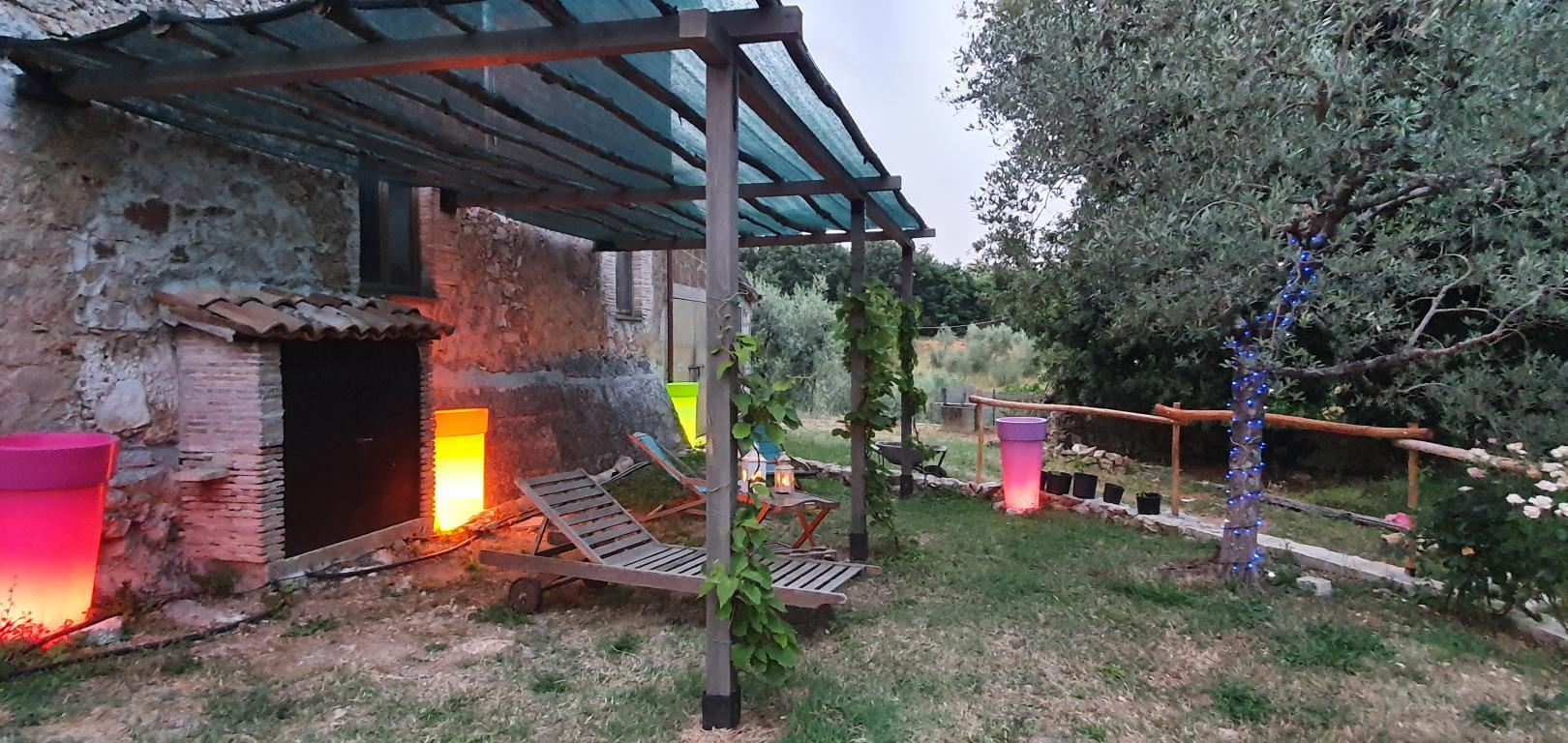 10 - Santa Restituta - Bifamiliare - Esterni
